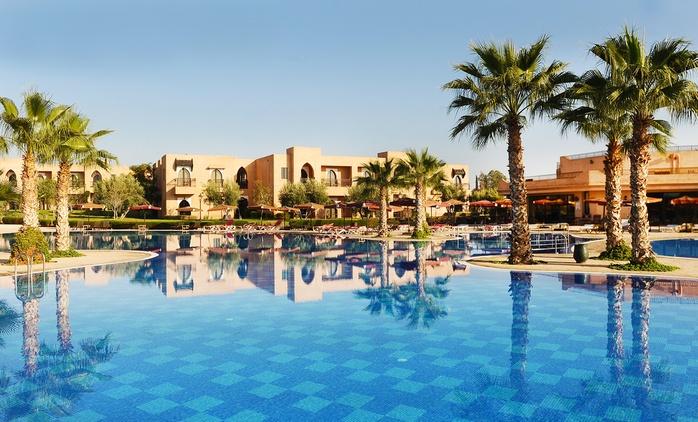 Marrakech: hasta 14 noches para 2 con desayuno y opción a media pensión o todo incluido en Marrakech Ryads Parc & Spa 4*