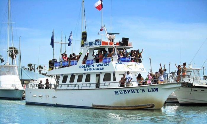 Isla Tours - East Cameron: Dolphin-Watching Tour for Two or Four from Isla Tours (Up to 52% Off)