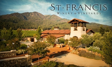St. Francis Winery & Vineyards - St. Francis Winery & Vineyards in Santa Rosa