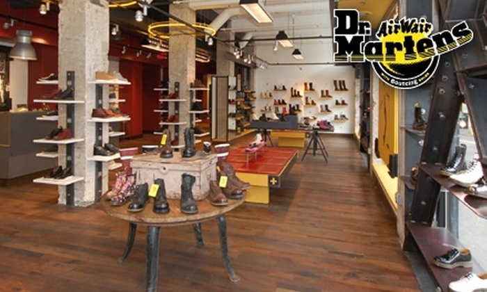Dr. Martens AirWair USA - Pearl: $35 for $75 Worth of Shoes and Accessories at Dr. Martens AirWair Retail Store