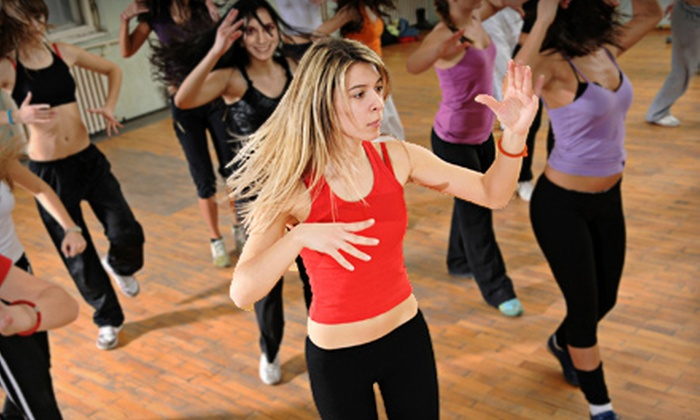 Fuego Fitness - North Austin,The Commons: 10 Zumba Classes or One Month of Unlimited Zumba Classes at Fuego Fitness in Round Rock (Half Off)