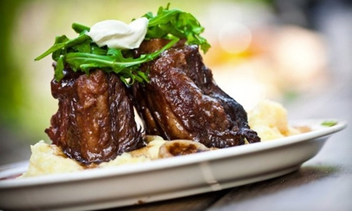 Kings Row Gastropub - Old Pasadena: $20 for $40 Worth of Gastropub Fare at Kings Row Gastropub in Pasadena