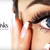 """Winks Eyelash Boutique and Spa - Riverdale: $49 for a Set of Premium """"Mink"""" Lashes from Winks Eyelash Boutique and Spa ($190 Value)"""