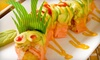 Sushi K Bar - Multiple Locations: $20 for $40 Worth of Kosher Sushi at Sushi K Bar in Brooklyn. Two Locations Available.