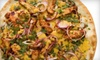 Extreme Pizza - Downtown Long Beach: Gourmet Pizza Meal for Two or a Family at Extreme Pizza in Long Beach (Up to 55% Off)