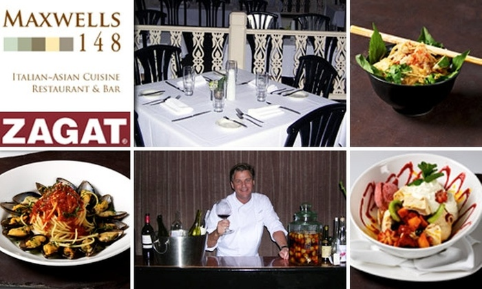 Maxwells 148 - Natick: $20 for $40 Worth of Food and Drink at Maxwells 148