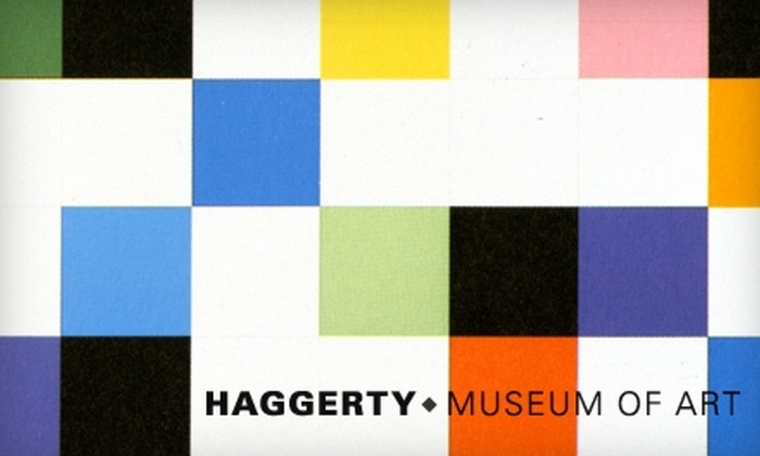 Haggerty Museum of Art - Menomonee River Valley: One-Year Membership to the Haggerty Museum of Art at Marquette University. Choose Between Two Options.