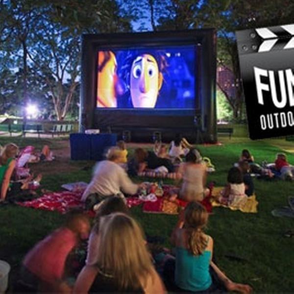 Funflicks Outdoor Movies