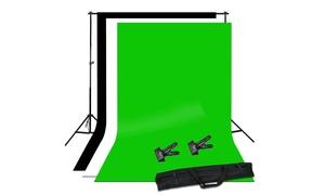 Photo Studio Background Stand Kit