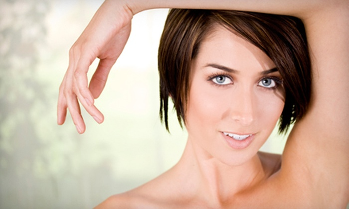 Derma Spa Laser Clinic - West Arlington: Six Laser Hair-Removal Treatments for a Small or Medium Area from Derma Spa Laser Clinic in Arlington (Up to $1,500 Value)