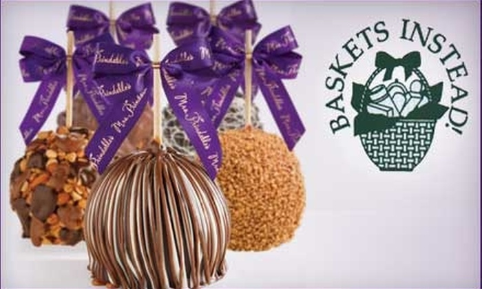 Baskets Instead! - Lake Hollingsworth: $10 for $20 Worth of Specialty Treats & Gifts at Baskets Instead!