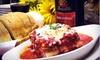 Fiorentino's Italian Restaurant & Bar - Lancaster: $15 for $30 Worth of Italian Fare at Fiorentino's Italian Restaurant & Bar on Columbia Avenue in Lancaster
