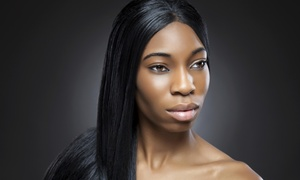 Unquie Styles: A Haircut and Straightening Treatment from Unquie Styles (54% Off)