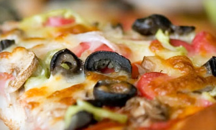 Pirrone's Pizzeria - Multiple Locations: $10 for $20 Worth of Homemade Pizzeria Fare and Wine at Pirrone's Pizzeria