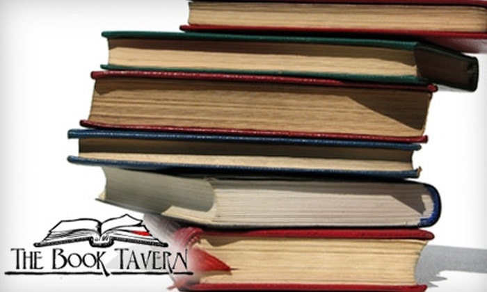 Book Tavern - Central Business District: $10 for $20 Worth of Used Books at the Book Tavern
