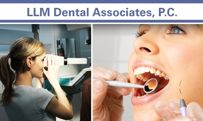 LLM Dental Associates - Midtown Center: Don't Have Dental? $59 Teeth Cleaning, Exam, and X-Rays at LLM Dental Associates