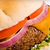 Up to 55% Off Burger Meal at Upper Deck Sports Lounge & Grill