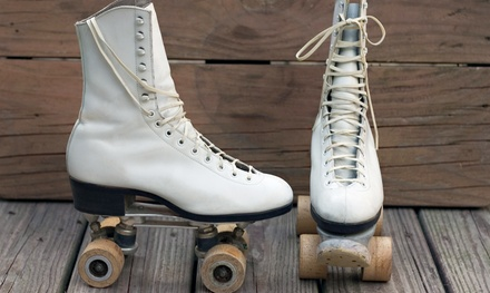 5 Roller-Skating Sessions with Drinks or One Month of Unlimited Skating at Everett Skate Deck (Up to 83% Off)