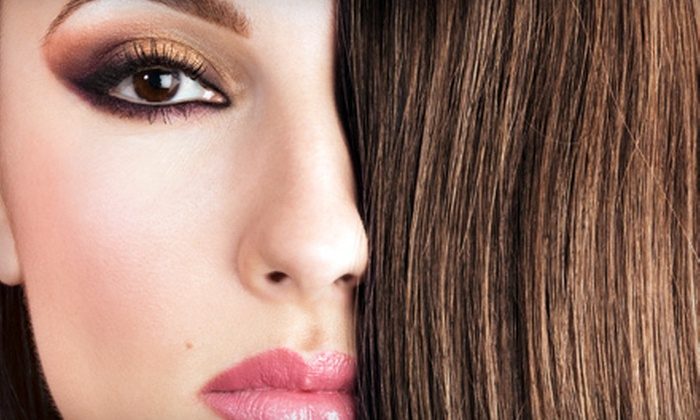 Elite Edge Salon - Bloomingdale: Keratin Treatment with Optional Haircut at Elite Edge Salon in Bloomingdale (Up to 67% Off)