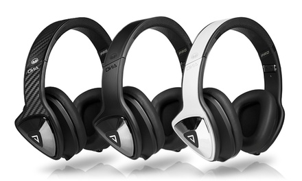 Monster DNA Pro 1.0 and 2.0 Noise-Isolating Over-Ear Headphones