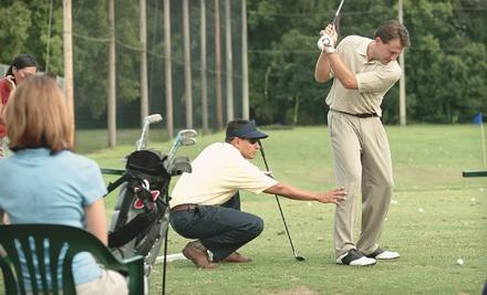 1-Hour Private Golf Lesson (a $75 value) - Hampton Roads Golf Academy in Virginia Beach