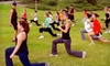Fitlab of San Diego - Multiple Locations: $39 for One Month of Unlimited Boot-Camp Classes from FitLab of San Diego ($199 Value