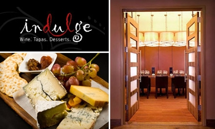 Indulge Wine Bar - Denver: $25 for an Intro to Wine Class at Indulge Wine Bar ($50 Value)