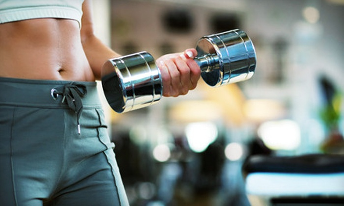 Get A Grip Total Fitness - Multiple Locations: $45 for a 21-Day Boot-Camp Program at Get A Grip Total Fitness ($147 Value)