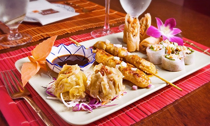 Siam Square Thai Cuisine - Marietta: $15 for $30 Worth of Thai Cuisine for Dinner at Siam Square Thai Cuisine