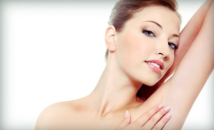 6 Laser Hair-Removal Treatments on the Lip and Chin or the Underarms - La Bella Dona Skin Care in Richmond