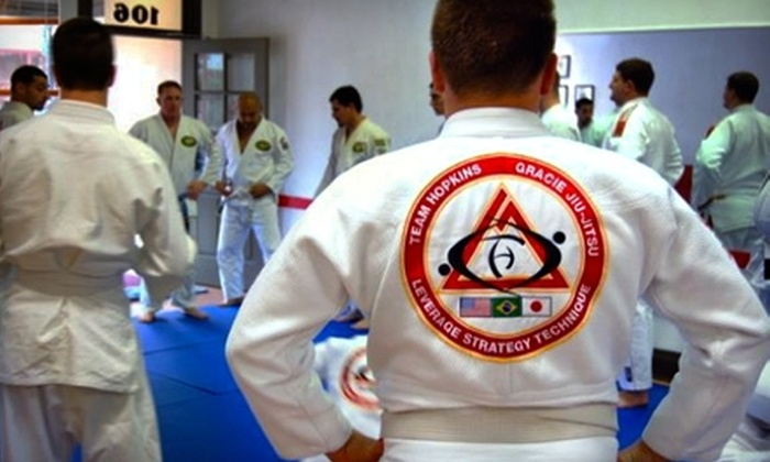 Gracie Jiu-Jitsu of Alabama - Multiple Locations: $10 for Three Introductory Classes at Gracie Jiu-Jitsu of Alabama ($20 Value)