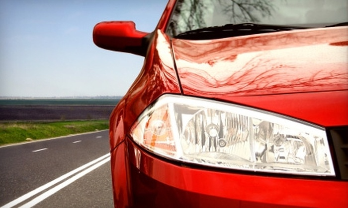 Buckeye Detail & Power Washing - Columbus: $75 for a Car Detail ($165 Value) or $85 for an SUV or Truck Detail ($195 Value) at Buckeye Detail & Power Washing