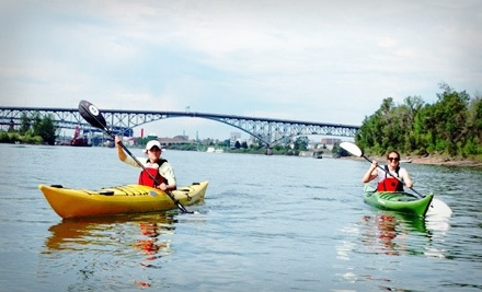 Next Adventure: Ross Island Kayaking Tour with Guided Instruction Tuesday-Friday - Next Adventure in Portland