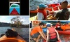 Jack's Boathouse - Washington: $50 for Five Two-Hour Kayak or Canoe Excursions on the Potomac River ($100 Value)