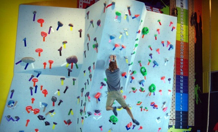 2 All-Day Passes (a $30 value) - Trampoline Cageball & Climbing Gym in Murrieta