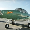 55% Off Ride in Vintage Fighter Plane