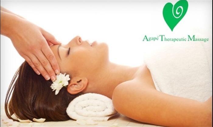 Agape Therapeutic Massage - Wichita:  $30 for a One-Hour Massage at Agape Therapeutic Massage ($60 Value)