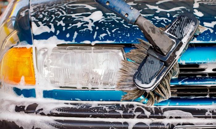 Sundance Car Wash - Cresthaven: Three Gold Car Washes or Wax and Carpet Shampoo at Sundance Car Wash in Roseville