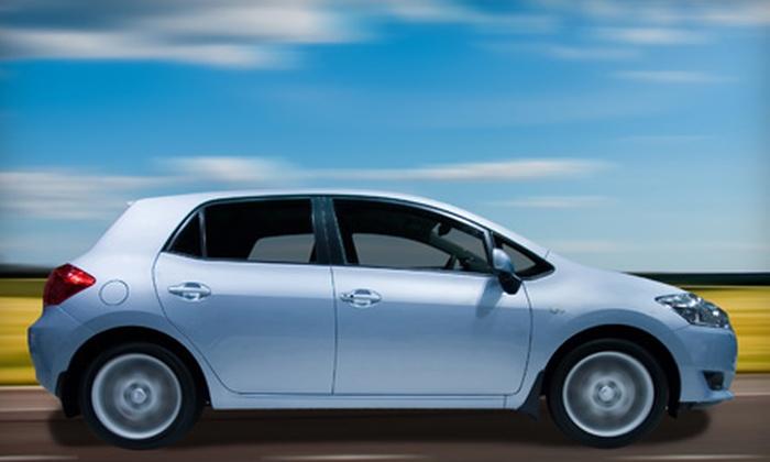 EcoXtreme Auto Clean - West Rockville: Mobile Waterless Car Wash from EcoXtreme Auto Clean (Up to 58% Off). Four Options Available.