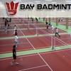 Up to Half Off at Bay Badminton Center
