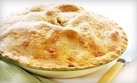 Pie Town Cafe & Dessert Shop: $20 Groupon for Homemade Cafe Fare - Pie Town Cafe & Dessert Shop in Shenandoah