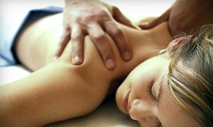Physician's Center for Beauty - East Louisville: $49 for Leg Treatment, Neck and Shoulder Massage, and a Hot-Stone Hand Massage at Physician's Center for Beauty ($100 Value)