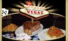 Hal's Fabulous Vegas Bar & Grille - Greenwood: $15 for $30 Worth of Traditional American Fare and Drinks at Hal's Fabulous Vegas Bar & Grille in Greenwood