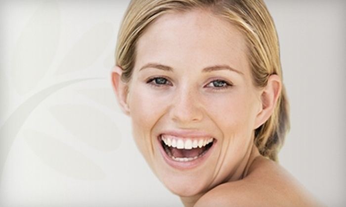 Ajuva Medical Spa - Nevada / Lidgerwood: $59 for Express Hydrafacial Dermal Infusion and Microdermabrasion Treatment at Ajuva Medical Spa ($168 Value)