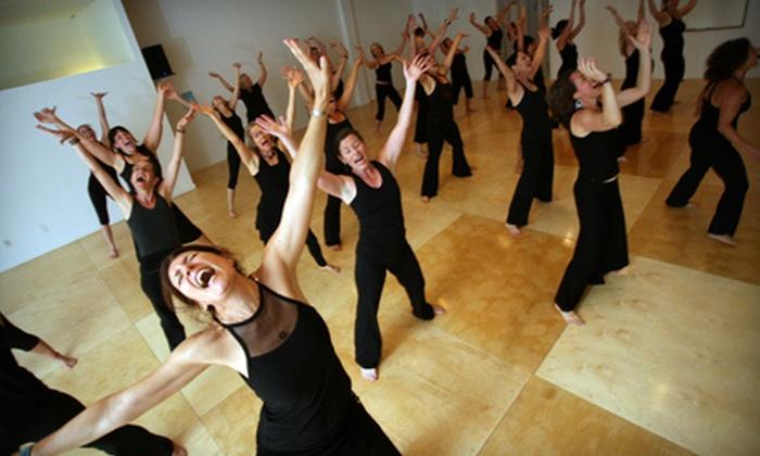 Studio Sway - Fair Heights: Five or Ten Flow Yoga & Nia Classes at Studio Sway (Up to 80% Off)