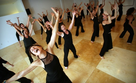 5-Class Punch Card for Yoga or Nia (a $50 value) - Studio Sway in Albuquerque
