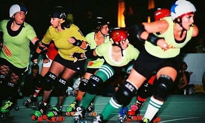 Providence Roller Derby - Downtown Providence: $6 for One General-Admission Ticket to Providence Roller Derby (Up to $15 Value). Three Dates Available.