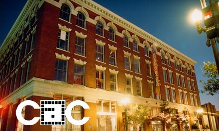 Contemporary Arts Center - Central Business District: $27 for a One-Year Family/Couple Membership ($55 Value) or $40 for a One-Year Friend Membership ($80 Value) at the Contemporary Arts Center