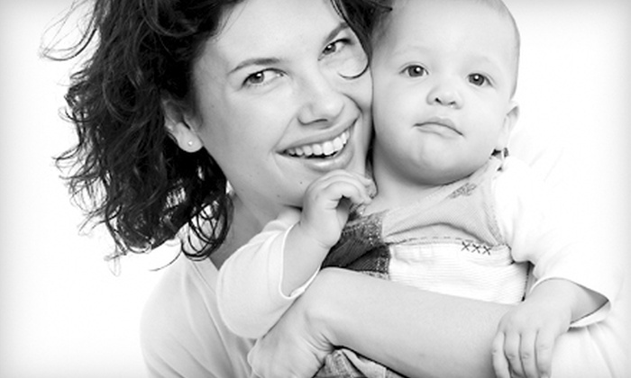 Michael Ford Photography - Downtown Vancouver: 30-Minute In-Studio Portrait Session, Digital Files & Print Credit at Michael Ford Photography (Up to 87% Off). Two Options Available.