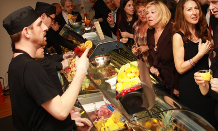 Screme - Upper West Side: Gelato Catering Party for 75, 150, or 250 People from Screme (Up to 53% Off)